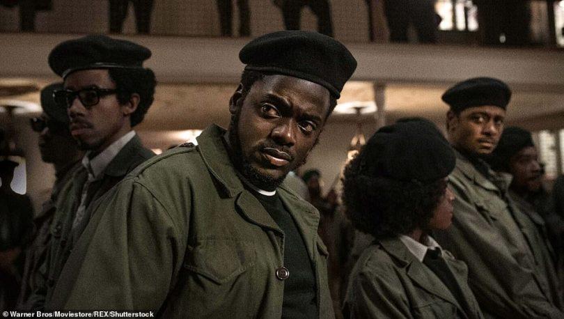 Film: A film still of the award-winning Judas And The Black Messiah