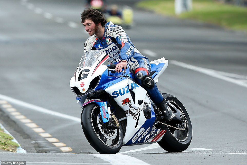 Behind the wheel will be motorcycle racer turned TV presenter Guy Martin (pictured), who shall attempt to beat the current record of 376.3 mph and cross the 400 mph threshold