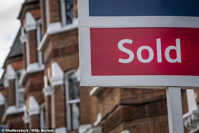 One in six homes were bought in March for more money than the sellers' asking price