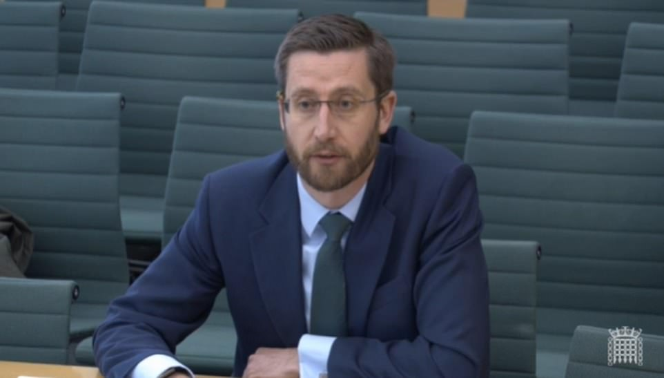 Giving evidence to a powerful committee, Simon Case said the probe into who revealed plans for renewed restrictions last week was 'complex'