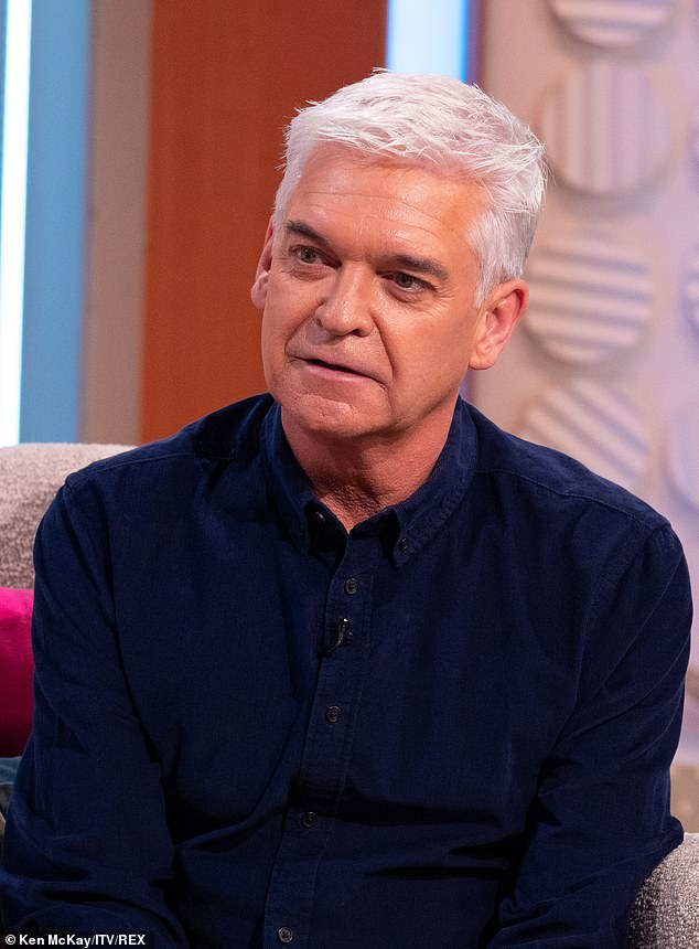 Fellow ITV presenter Phillip Schofield (pictured) paid £1.5million for his holiday home at the luxury complex