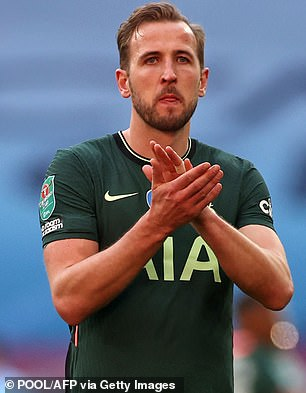 The pundit also believes Harry Kane will join the forward in the North West