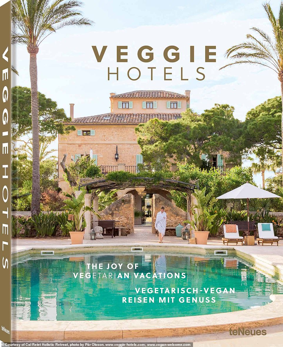 Veggie Hotels - The Joy of Vegetarian Vacations is published by teNeues. Visitwww.teneues.com