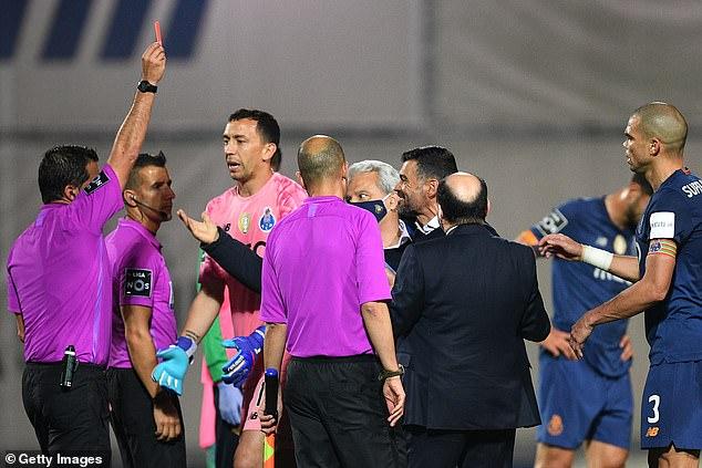 Porto Boss Red Card