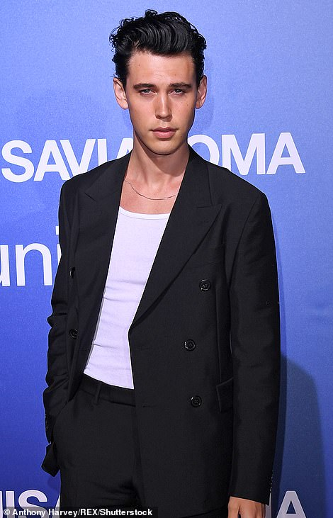 Lead: Austin Butler plays key characterMajor Gale Cleven