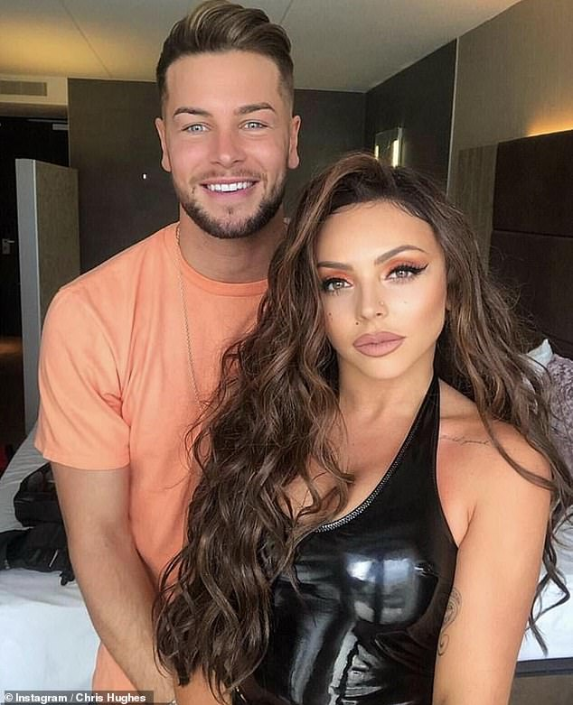Honest: The Love Island star, 28, said 'not everything is meant to last' but added he's happy they're still good friends (pictured with the former Little Mix singer before their 2020 split)