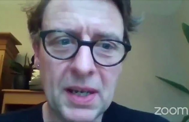 Bristol University Sociology professor David Millercalled for the 'end of Zionism' and said Israel is 'trying to exert its will all over the world' during an astonishing Zoom tirade