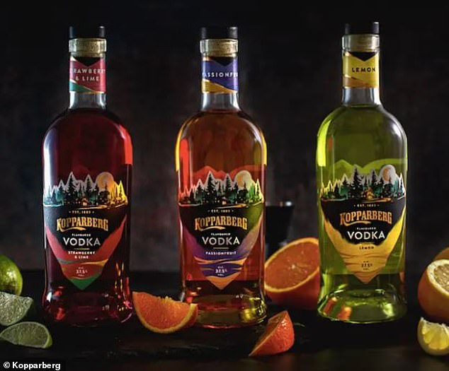 Kopparberg has announced the release of its first ever vodka range (pictured), with flavours including lime, passion fruit as well as strawberry & lime