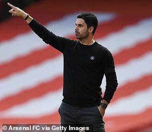 Mikel Arteta faces former Arsenal boss Unai Emery as he looks to make the Europa League final