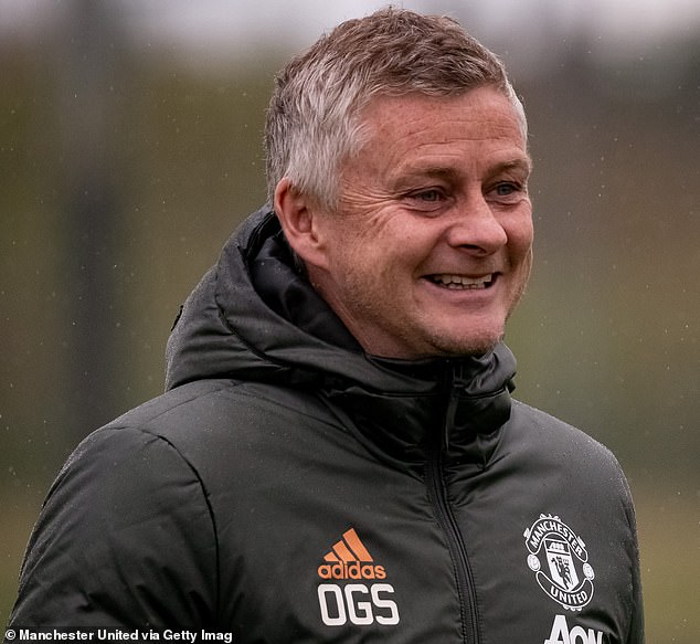 Ole Gunnar Solskjaer says it would be a 'dream' to lift a trophy as Manchester United boss