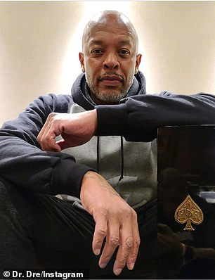Dr. Dre - real name Andre Young - is reportedly worth close to $1 billion and his split with Nicole has been growing more and more hostile since she filed for divorce last June