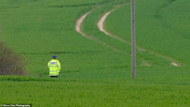 Locals say the community, comprised of 54 houses and part of the village of Aylesham, has been left 'shocked' and 'reeling'