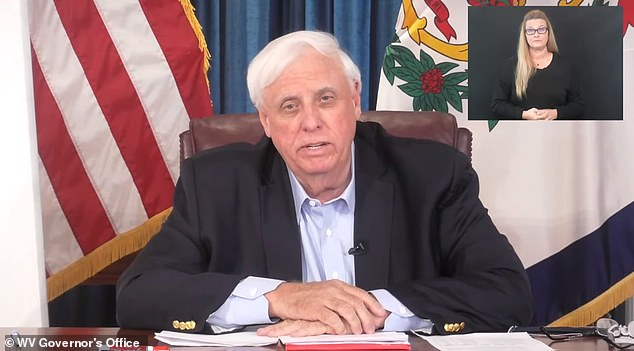 West Virginia Gov. Jim Justice announced Monday that every 16 to 35 year old who gets a COVID vaccine will receive a $100 savings bond