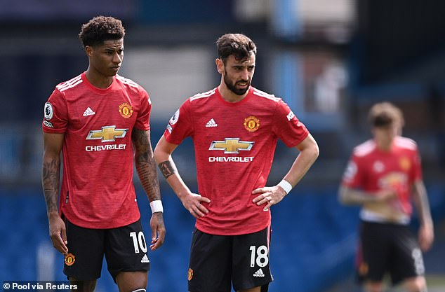 It's little wonder Fernandes has looked fatigued after playing so much for United this season
