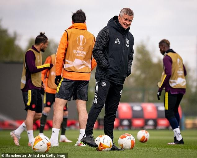 Winning the Europa League this season will represent an enormous breakthrough for Solskjaer