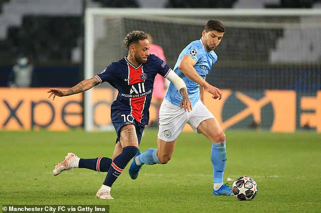 Ruben Dias has been the signing of the summer as Manchester City excel with him in the team - The Amed Post