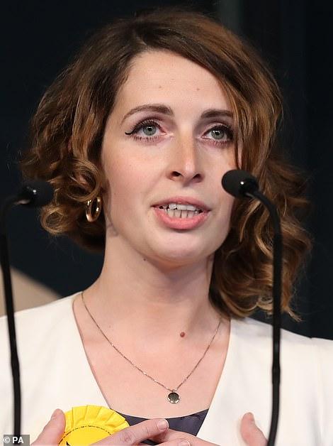 Luisa Porritt, Liberal Democrat mayoral candidate