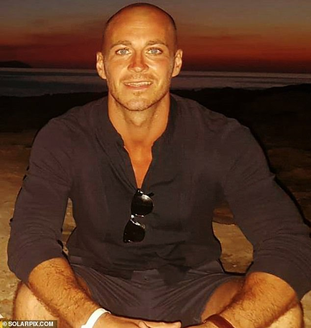 Kevin Smith, 35, (pictured) is thought to have been practising underwater photography with a friend in Punta Galera, a cove near the popular resort of San Antonio, on Wednesday evening when he got into difficulty