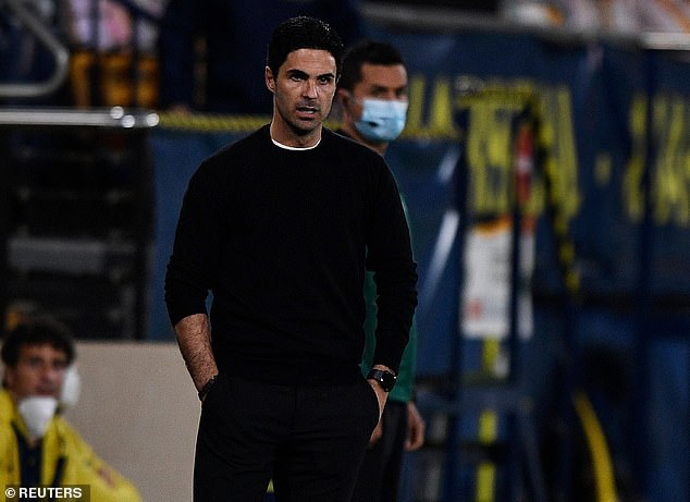 Mikel Arteta backed the Arsenal owners and said they were fully committed to the project