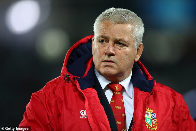 Warren Gatland will name his Lions squad soon but selection may be beyond Joseph's grasp