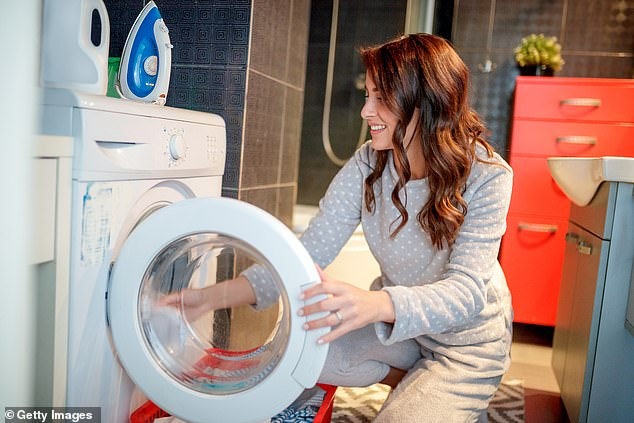A consumer expert has revealed thousands of Australians are using far more laundry detergent than they actually need to do their washing (stock image)