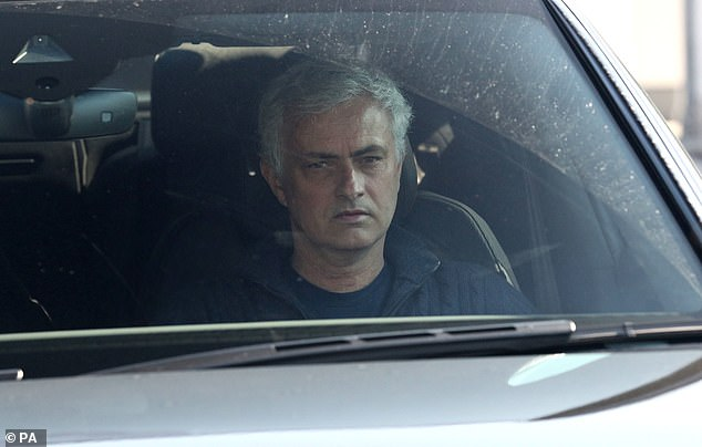 Mourinho appears to be left with few managerial gigs in England after his latest dismissal