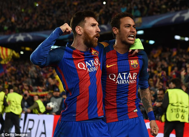 Speculation that Neymar will return to Barcelona from PSG in the summer window persist