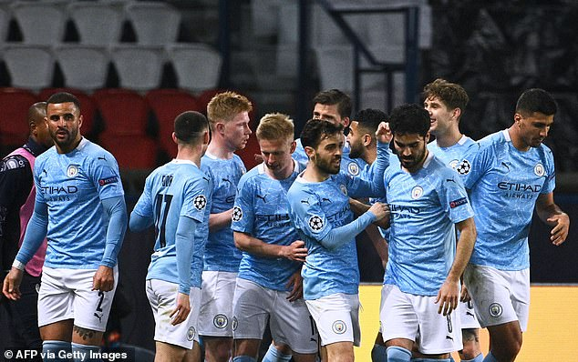 Pep Guardiola directed praise for Man City's successes towards the personality of his players