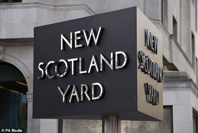 Metropolitan Police officer Benjamin Kemp, based at north east command, was dismissed without notice following a disciplinary hearing by the IOPC (stock image)