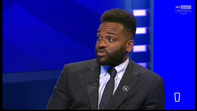 Darren Bent agreed with Redknapp that the decision to send Vestergaard off was incorrect