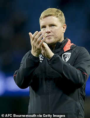 Howe has been out of the game since quitting Bournemouth last summer