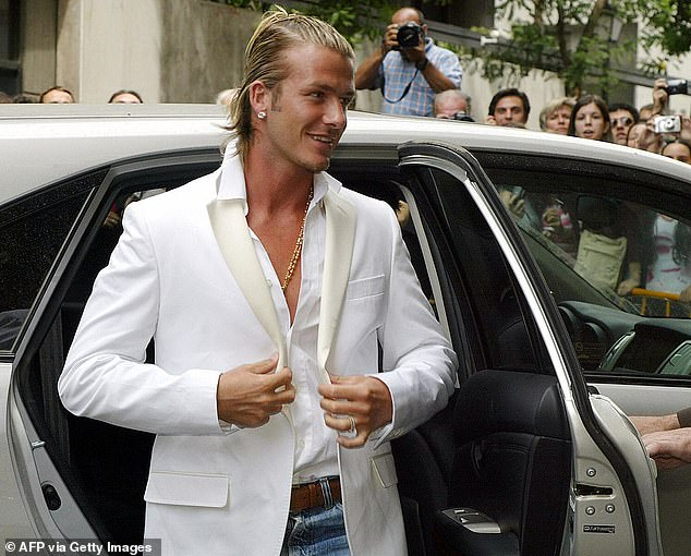 David Beckham's early days at Real Madrid revealed in new book by Australian minder Andy Bernal, Swahili Post