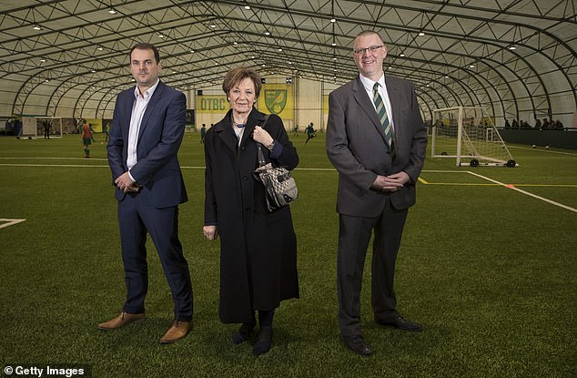Norwich and their new training centre is a symbol of the intelligent, diligent stewardship of one of our leading clubs