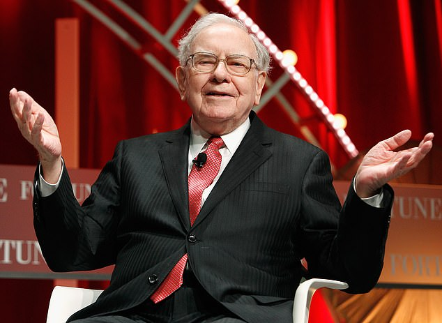 Inspiration: Legendary investor Warren Buffett, dubbed the Sage of Omaha