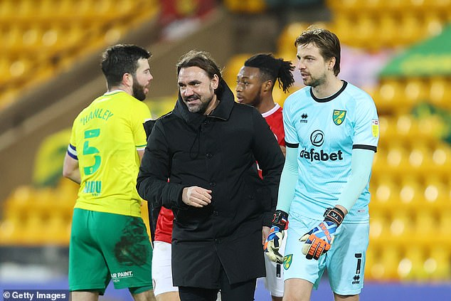 The club has a fine manager in Daniel Farke, and his side have sealed their top-flight return