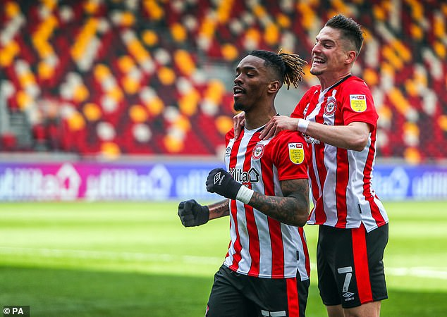 While Watford can look to their summer break, Brentford must try their luck in the play-offs