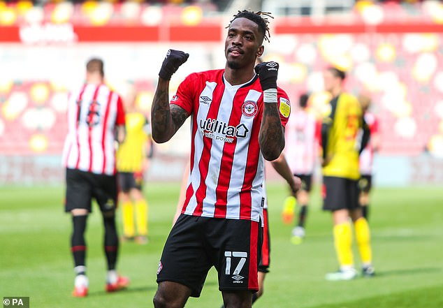 Brentford confirmed third place in the Championship on Saturday with a victory over Watford