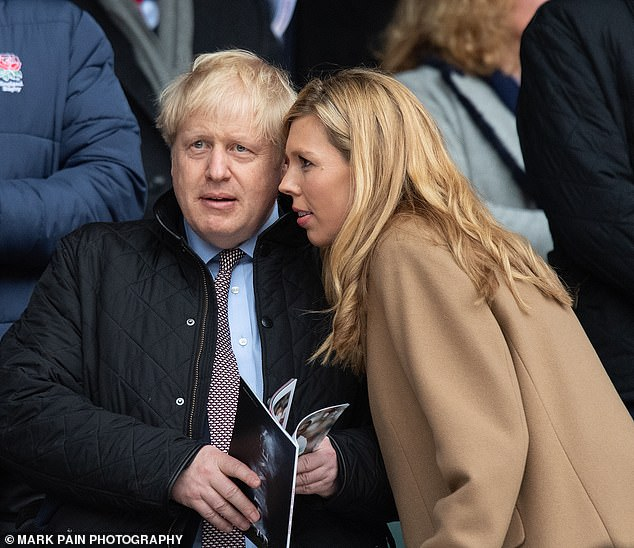 As the bill approached a reported £200,000 for items such as £800 rolls of wallpaper, Mr Johnson was told that the taxpayer-funded allowance for redecorations was capped at £30,000 a year