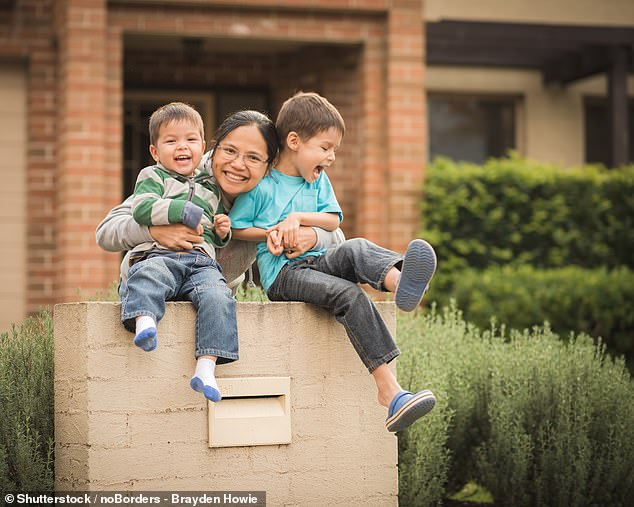Among the changes include providing a 95 per cent subsidy for second and subsequent children aged five and under, and lifting the $10,000 subsidy cap for high income earners (stock image)