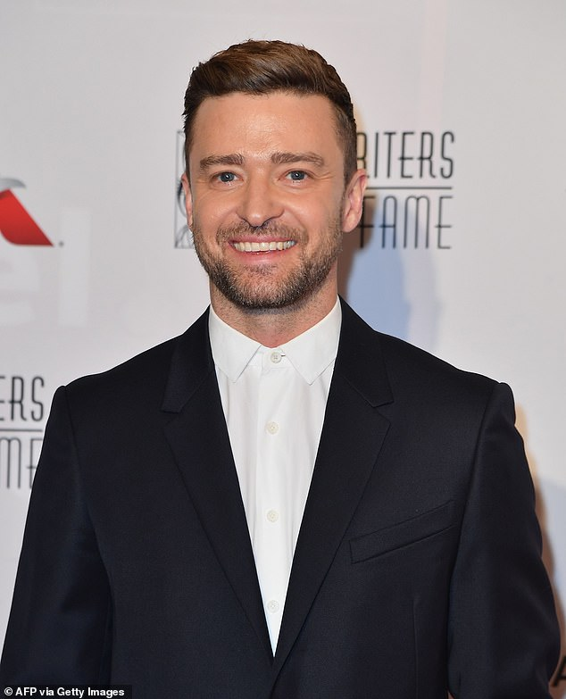 Giving credit: Justin Timberlake took to social media on Saturday, May 1, to give props to the creator of the 'It's Gonna Be May' viral meme that's been a sensation since 2012