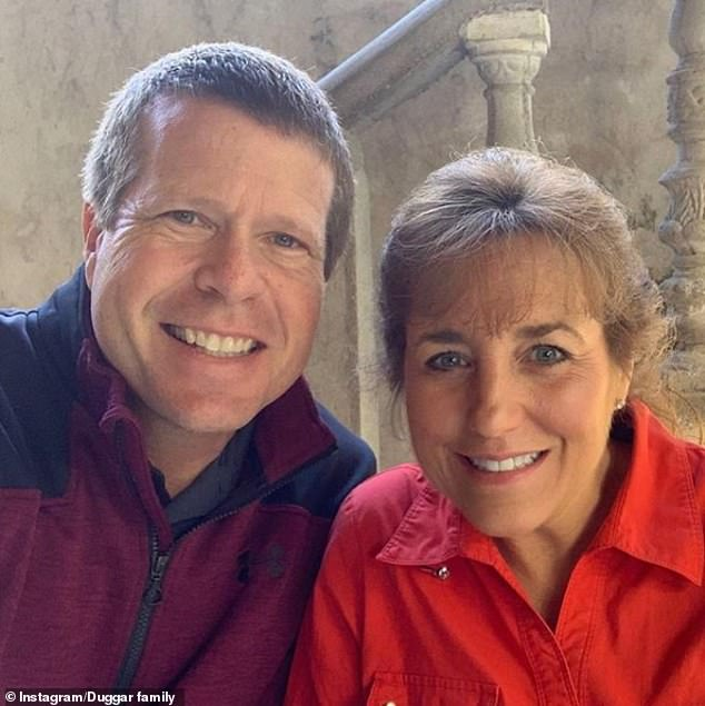 Jim Bob and Michelle Duggar said they still loved Josh and were praying for him after his arrest