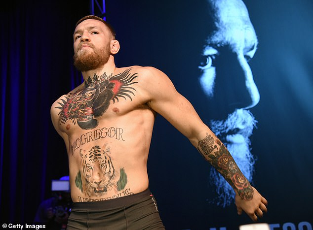 Paul has ambitions of tempting UFC superstar Conor McGregor back into the boxing ring