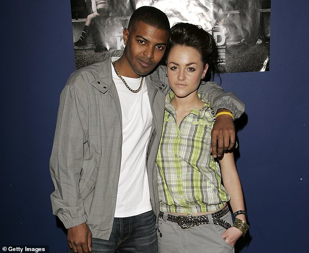 Clarke's Kidulthood co-star Jaime Winstone also broke her silence to throw her support behind the disgraced actor's accusers in a poignant Time's Up post