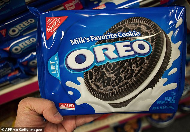 'Oreo' is a reference to the famous sandwich cookie made by Nabisco. It consists of two dark-colored wafers separated by a white, creme filling. In a racial context, 'Oreo' refers to a black person who is perceived as acting white
