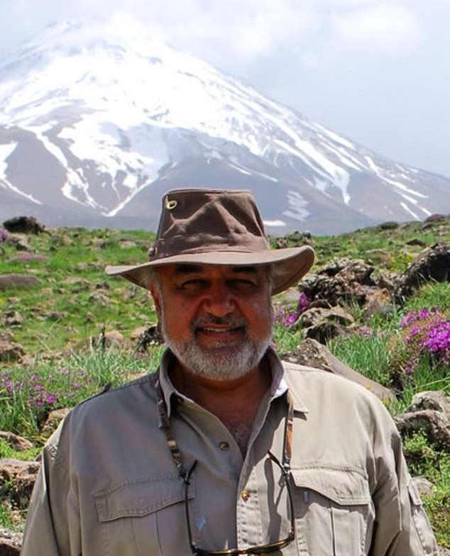 Morad Tahbaz, an environmentalist, is one of the four Americans that Iran is holding prisoner