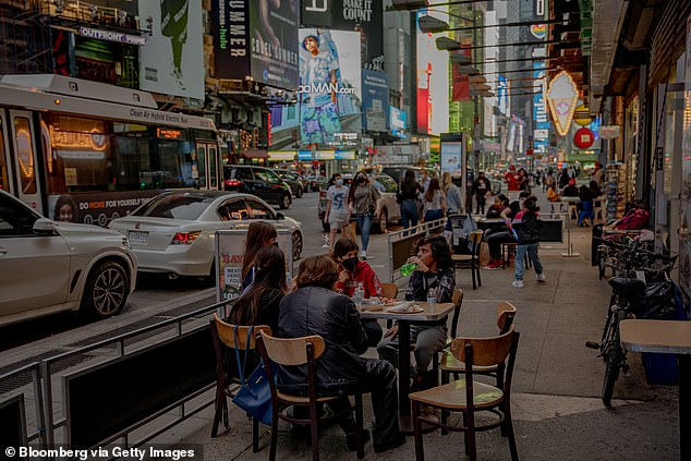 New York is coming back to life after a year of lockdown, Swahili Post