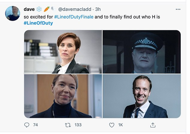line of Duty fans across the nation are counting down the minutes until the final installment of the show