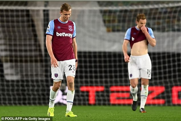Hammers hasn't kept a clean sheet in his last six and Moyes is desperate for Rice's return.