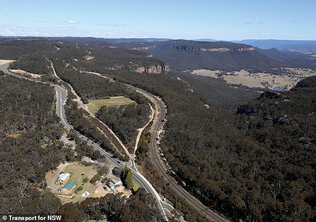 The announcement comes on the back of heavy delays on Blue Mountains roads over the Easter Long Weekend