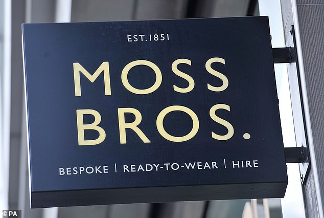 The service lets customers choose two items from more than 180 products including chinos, jeans, shorts, jumpers, roll necks, waistcoats and tailoring from brands such as French Connection, Barberis and Ted Baker